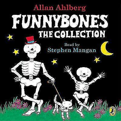 Funny Bones: The Collection by Janet Ahlberg, Allan Ahlberg (CD-Audio, 2017)