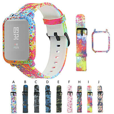 Silicone Watch Band Wrist Strap For Xiaomi Huami Amazfit Bip Youth / Lite Watch.