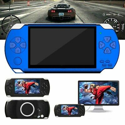 8GB Handheld PSP Game Console Player Built-in 1000 Games 4.3'' Mini Consoles UK