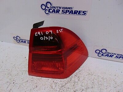 BMW E91 3 Series Touring 05-08 Drivers Right Outer Rear Light Brake 7160062