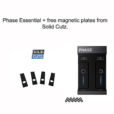PHASE Essential + free Plates Wireless DVS Serato Traktor Turntable Controller