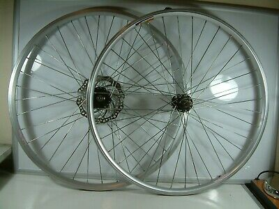 "26 inch ""Special Edition"" Deep wall alloy Wheelset, Front is with Disc- reduced"