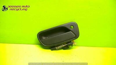 94 95 96 97 HONDA ACCORD EXTERIOR DOOR HANDLE SET OF 4 OEM 4DR GREEN