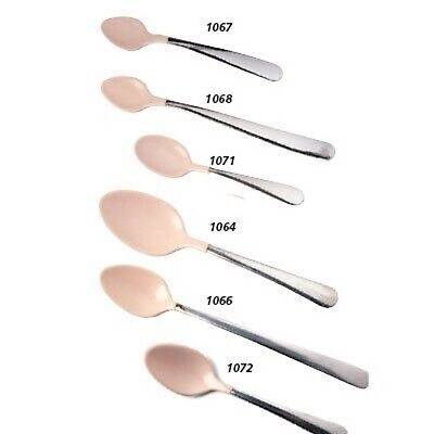 Patterson Medical Plastisol-Coated Spoons 1067/1068/1072 - ON SALE NOW