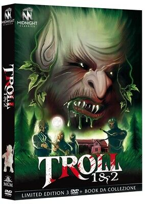 |2326720| Troll Collection (Edizione Limitata) (3 Dvd+Booklet) - Trolls 2 [DVD]