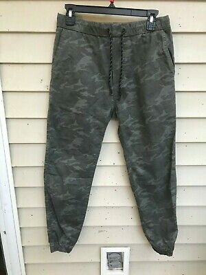 American Eagle Outfitters AEO Soft cotton twill Jogger Size Large
