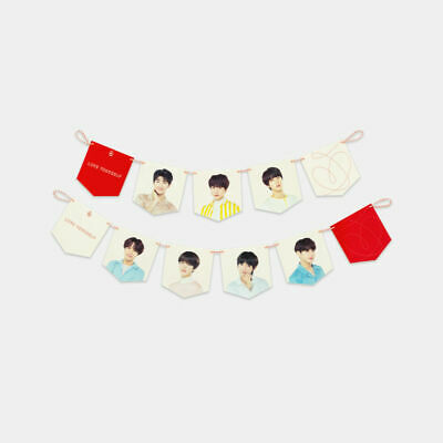 BTS Love Yourself World Tour Garland Official MD New