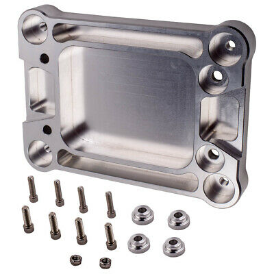 Performance Billet Shifter Box Base Plate for Honda Civic Integra K20 K24 Swap