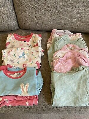 Girls 18-24 Months Pyjamas And Long Sleeved Vests