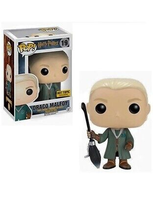 Funko Pop Draco Malfoy Harry Potter Exclusive  Hot Topic