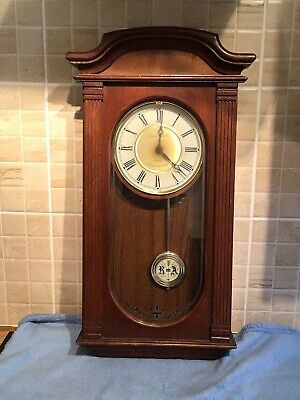 westminster chime wall clock Battery Operated
