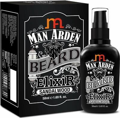Man Arden- Beard Oil  With 7 Premium Oils For Beard Growth - 30 ML-Elixir Oil