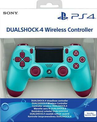 Sony PS4 Dualshock 4 Wireless Controller Limited Edition Berry Blue NEW SEALED
