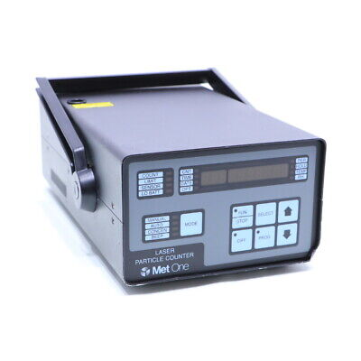 Met One 237A 5 1-2 Ce Laser Particle Counter P/N 2082815-02