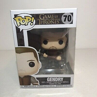 Funko POP! Game Of Thrones Gendry #70 Vinyl Figure HBO