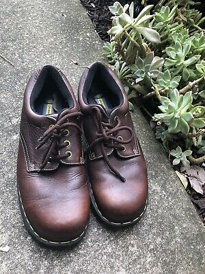Mens Dr Martens Vintage Made In England Shoes Size 11 Lace Ups