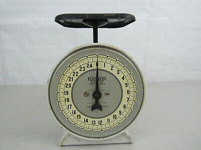Vintage Hanson Model 2000 Utility 25 Pound Scale Made In Chicago USA
