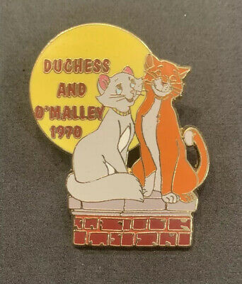 Disney Store 100 Years of Dreams #92 Duchess & O'Malley The Aristocats 1970 Pin