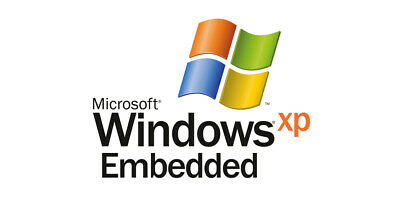 Windows XP Embedded with Service Pack 2 - 3 ISO Set - Unlimited User License