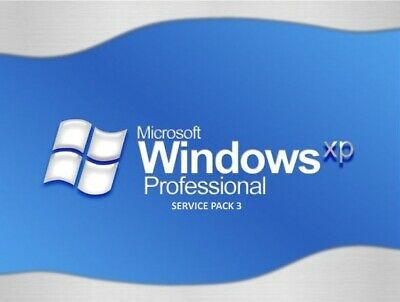 Windows XP Professional with Service Pack 3 - Unlimited User License