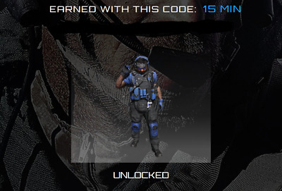 Call of Duty Modern Warfare Exclusive Operator Skin Plus ONE FULL HOUR of 2XP