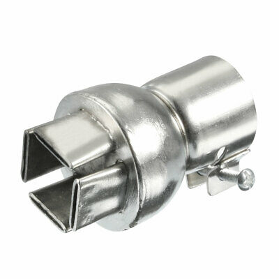 Stainless Steel BQFP 17x17mm Nozzle for 850D SMD Hot Air Rework Station