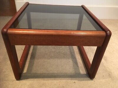 Mid-century Danish, G-Plan style small side table