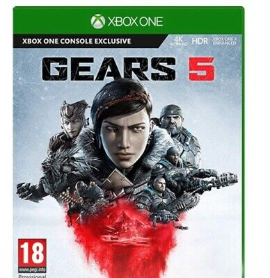 Gears 5 | Xbox One Gears of War 5 Fast Dispatch Free P&P