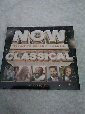 Now That's What I Call Classical (CD) Brand NEW Sealed