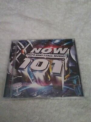 Now Thats What I Call Music 101 2cd Set Various Artists brand new