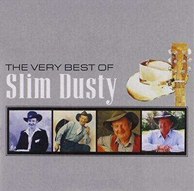 SLIM DUSTY The Very Best Of CD NEW Greatest Hits Australian Country