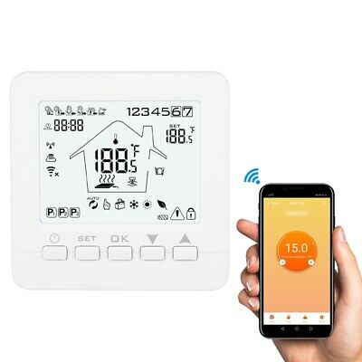 16A08-5BB-WIFI Intelligent Thermostat Electric Heating Wireless Thermostat T3A5