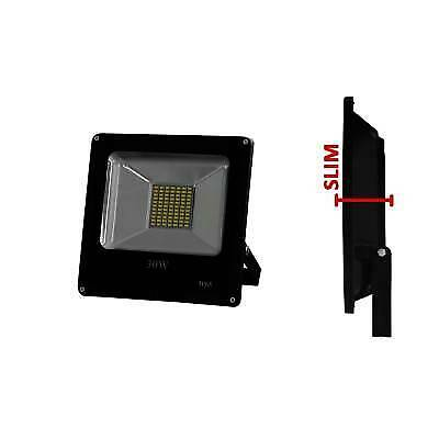 Proiettore Led Smd 30W 2400Lm 4000K Dimmerabile Alcapower 930174