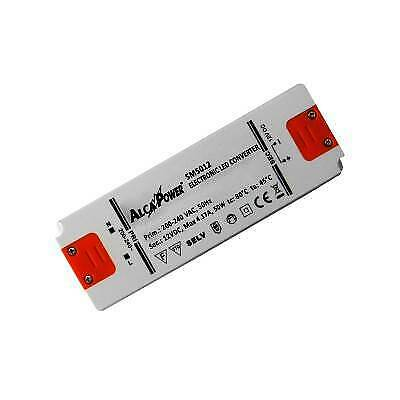 Alimentatore Switching 12V 50W 4.2A Alcapower 963201