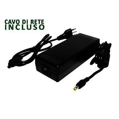 Alimentatore Switching 12Vdc 10A Con Plug 5.5X2.5 Alcapower 951011