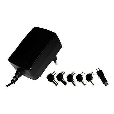 Alimentatore Switching 3-4.5-5-6-7.5-9-12Vdc 2.25A Alcapower 950099 950099