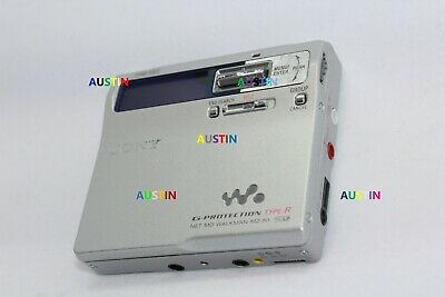 Sony Mz N1 Minidisc Player Net Md With Microphone