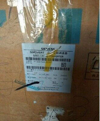 New and Original Siemens 6SE7026-0ED61 Frequency AC Speed Regulator shipping DHL