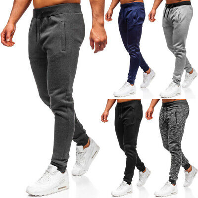 Trainingshose Jogger Sporthose Classic Fitness Herren Mix BOLF 6F6 Basic WOW