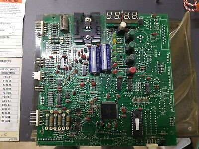 Exide Circuit Board X1060-58-1Rev Q Used