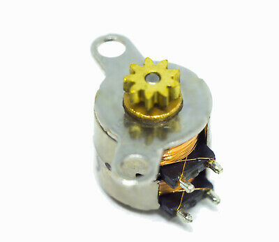 6mm 2 phase 4 wire stepper motor micro-stepping motor for Arduino Raspberry Pi D