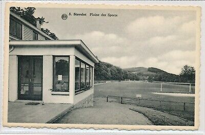 [2318] Stavelot CPA - Plaine des sports