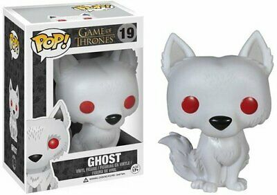 *NEW* Game of Thrones: #19 Ghost POP Vinyl Figure
