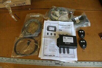 Touchtronics power touch 1550 kit Braunability for Bruno