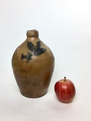 Early Decorated Stoneware Jug