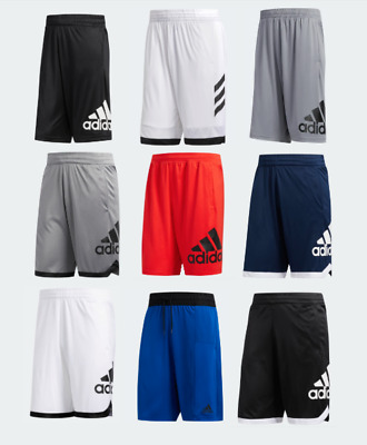 Adidas Shorts Mens Small to 4XL Authentic Basketball Crazylight BOS 3G More