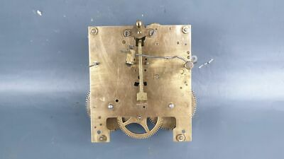 Gustav Becker Mechansm Regulator Movement Wall Clock P48