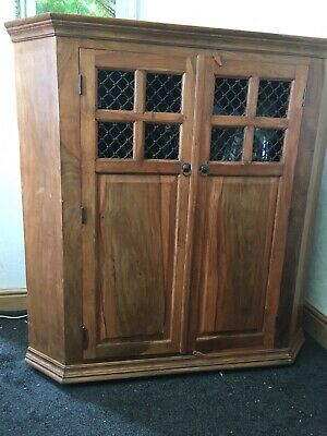 indian rosewood Cabinet / Craft Cupboard / Pantry