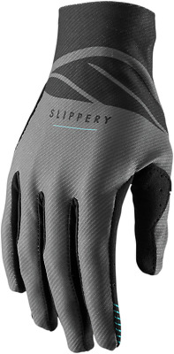 Slippery Mens PWC Watersports Flex Lite S19 Gloves Md Charcoal Md
