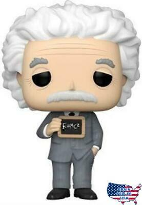 Funko Pop!: AD Icons - Albert Einstein, New, Free Ship